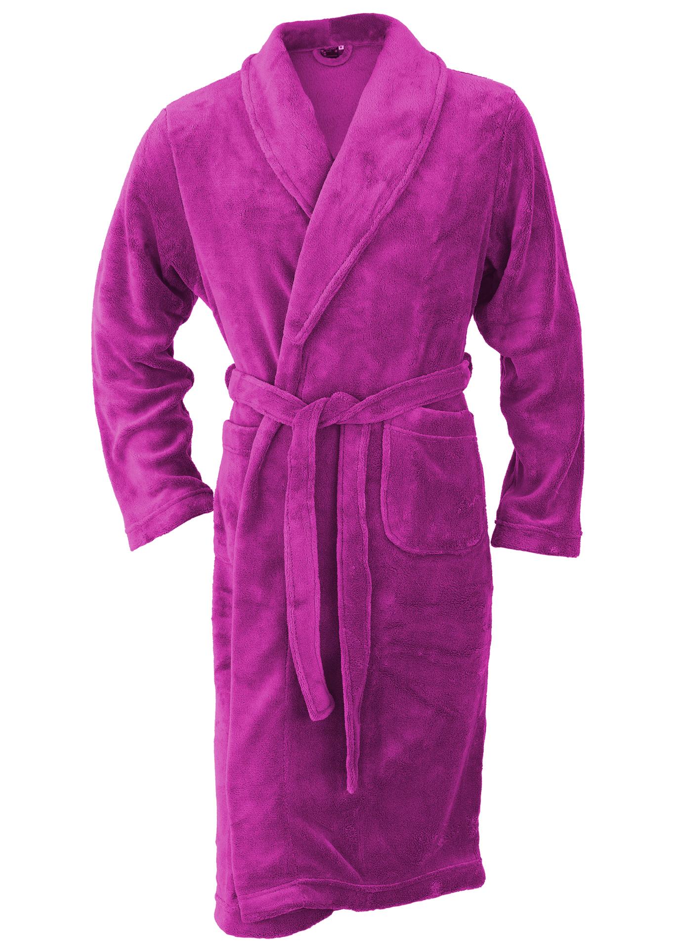 Bademäntel Comfort pink